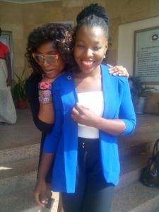 I and Amaka