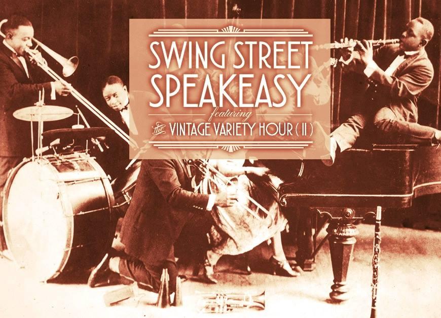Swing Street: The Vintage Variety Hour II