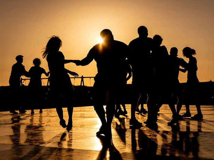 Still summer! Let's dance on the beach once more :)