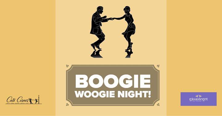 Swing 'n' Boogie med Cats' Corner & Gåsasteget
