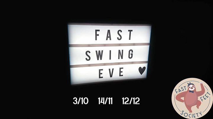Fast Swing Evening + Learn the Shim SHAG!
