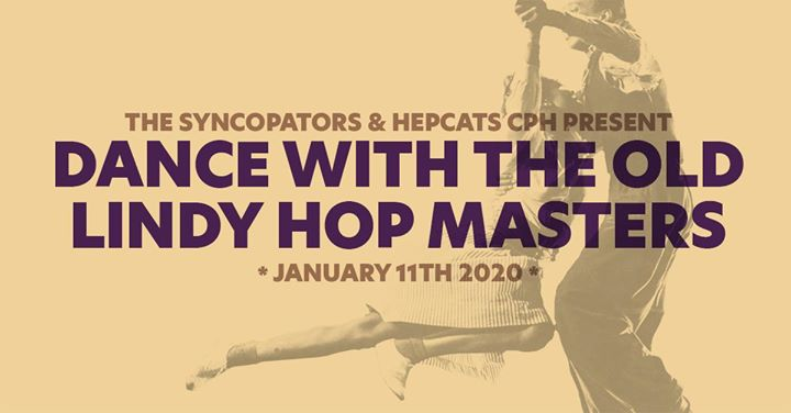 Dance with the old Lindy Hop Masters
