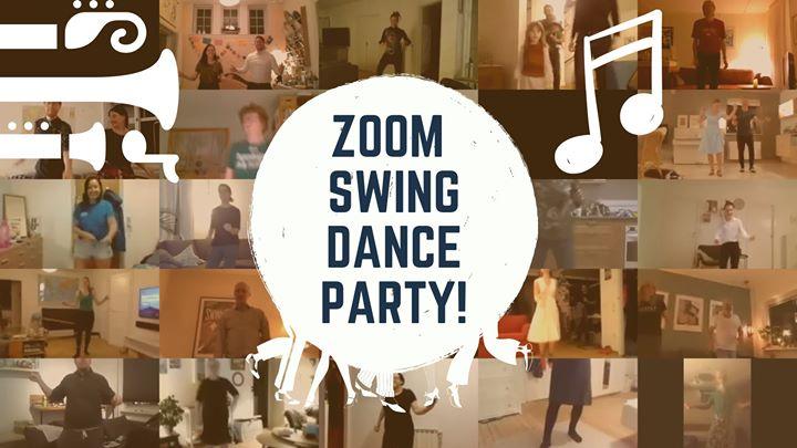 HFS Zoom Swing Dance Party vol. 3
