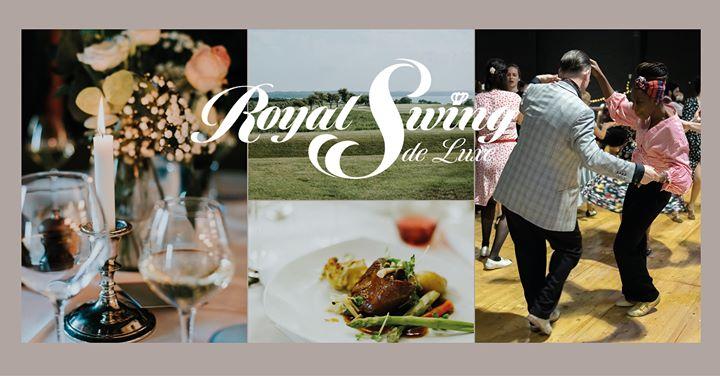 Cancelled – Royal Swing de Luxe Weekend