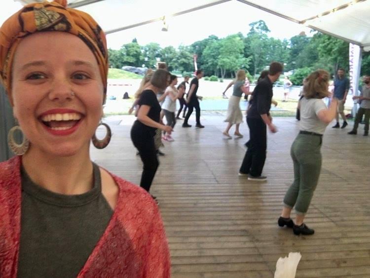 Jennys Jazz part 1: Solo Moves
