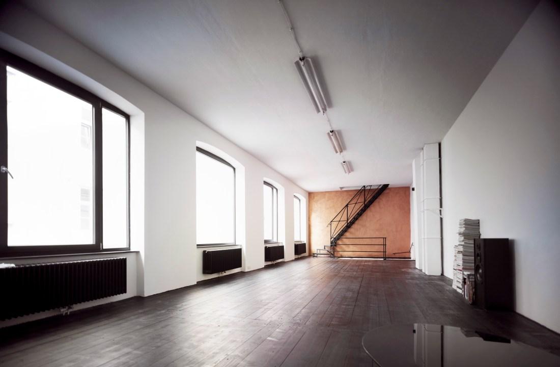 f6 Loft The Open Factory Location Space Retreat Yoga Workshop Wien