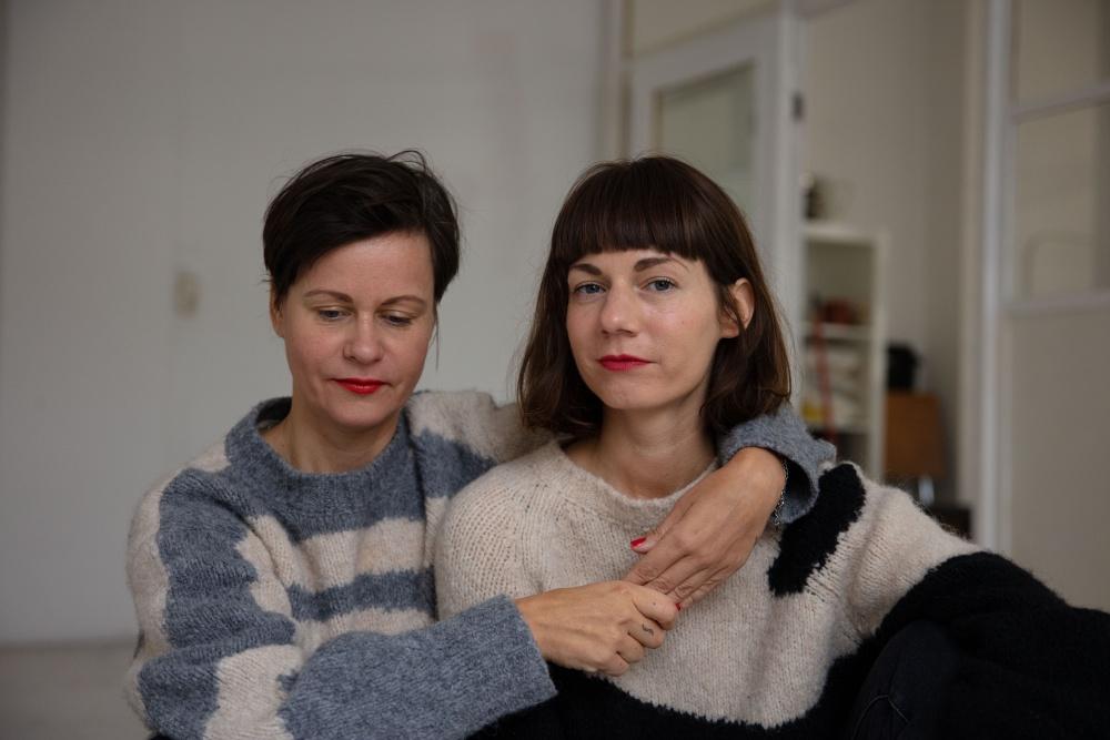 Nicole und Sandra - Alchemie der Weiblichkeit
