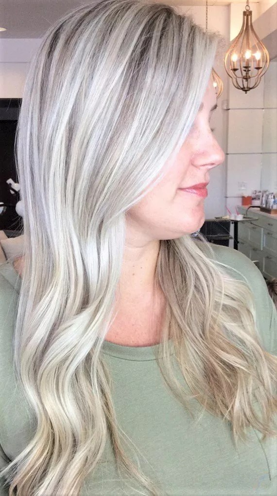 Blonde Hair Specialist From London Usa Best Blonde Highlights