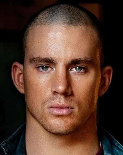 Channing Tatum hair.