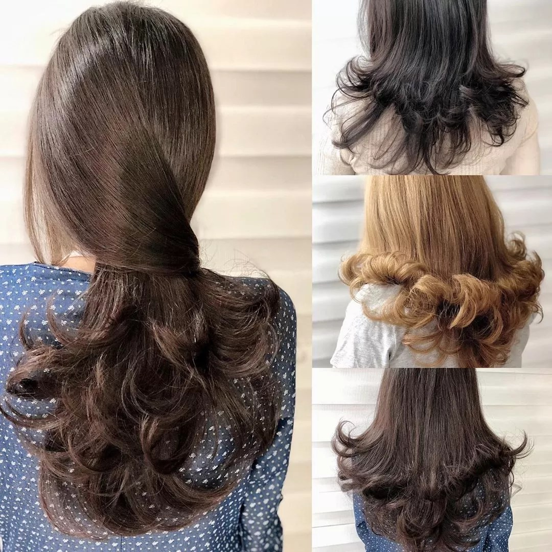 Layered Hair The Ultimate Guide And Inspiration Hera Hair Beauty