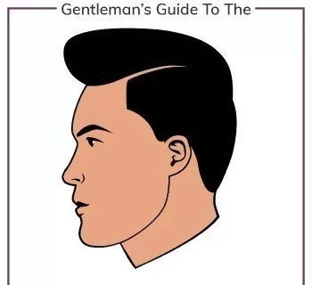 Pompadour Hairstyle mens haircuts singapore