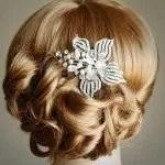 Hair Accessories-Vintage Bridal Accessories