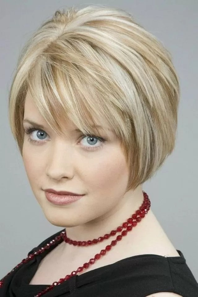 Short Hairstyles for Fine hair trend 2020