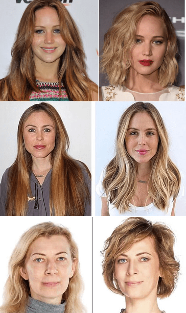 Haircut That Make You Look Younger