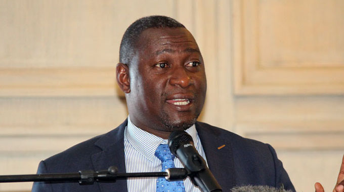 JUST IN: Mandiwanzira fights charge