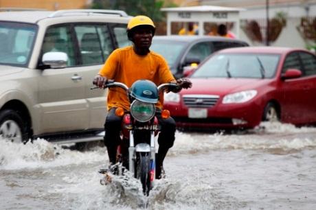 Lagos Rain