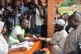 Edo Elections, Mass Turnout, PDP Cries Woo