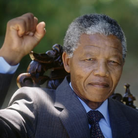 Nelson Mandela was revered in South Africa until his death in 2014