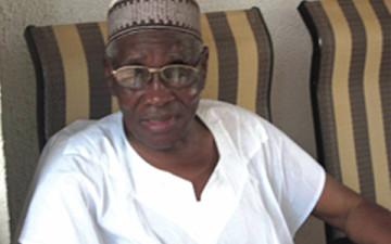 Prof Ango Abdullahi