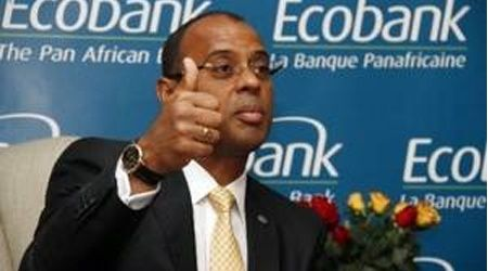 Thierry Tanoh, Ecobank CEO