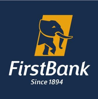 first bank new logo