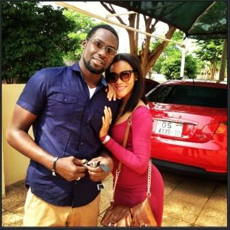 Chris Attoh confirms his divorce from Damilola Adegbite