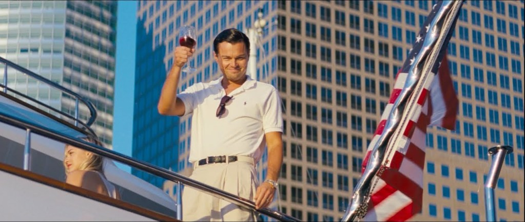 Fantastic Flick: Dicaprio Shines In 'The Wolf Of Wall Street' [Trailer]