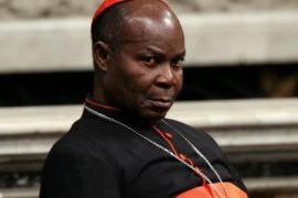 Cardinal Okogie