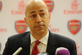 Arsenal boss, Ivan Gazidis