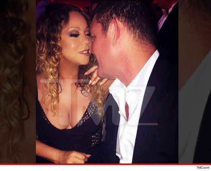 James parker dating mariah carey