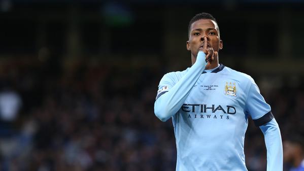 Image result for kelechi iheanacho manchester city