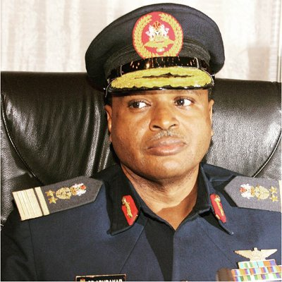 Air Marshal Sadique Abubakar