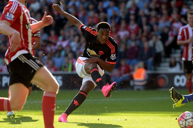 Anthony Martial Saves Man Utd Blushes On First EPL Start
