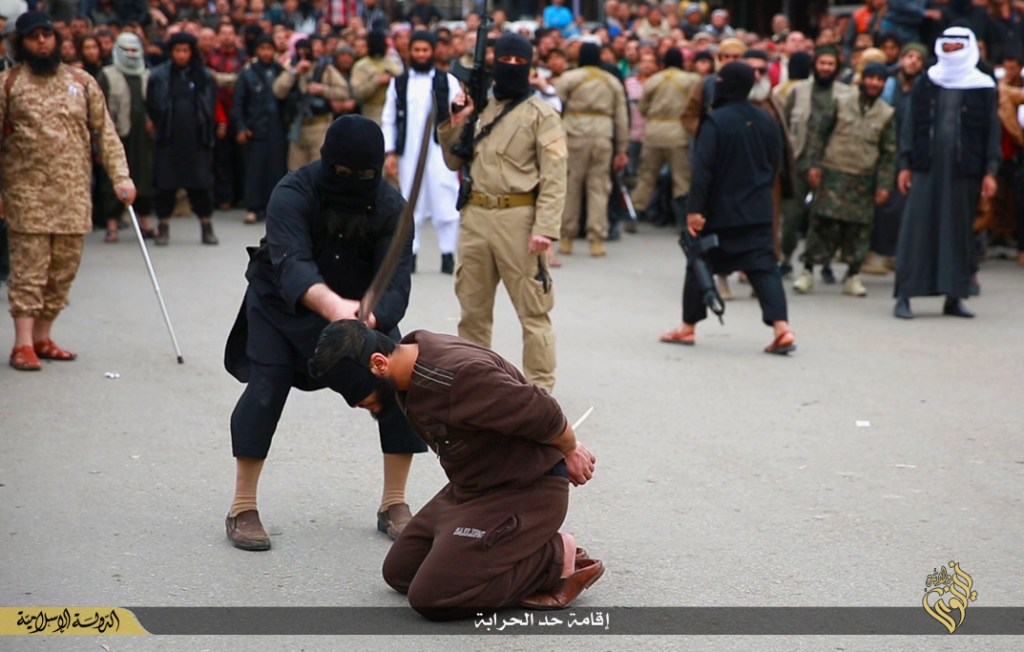 File photo - ISIS