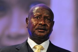 Youweri Museveni