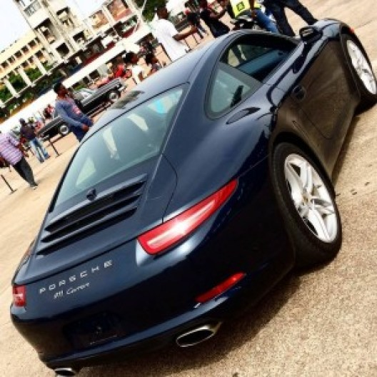 24. Porsche 911 Carrera Price: $89,400 (₦17,790,600)