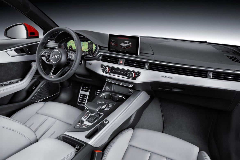 2017-Audi-A4-Avant-3-0-TDI-quattro-cabin