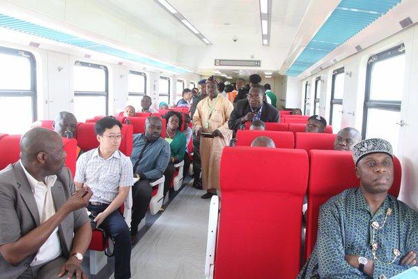 Rotimi Amaechi on Abuja-Kaduna railway line