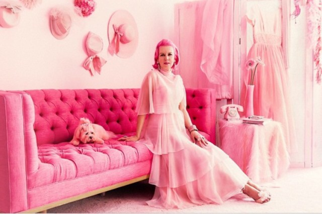 Pink Lady of Hollywood