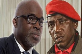 Solomon Dalung and Amaju Pinnick
