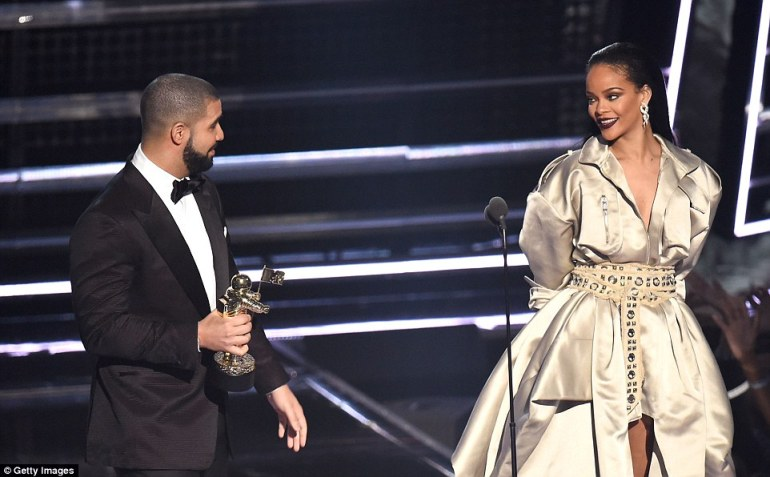 Drake Rihanna6