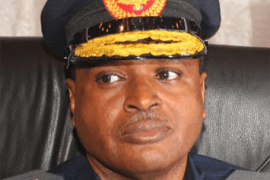 Air Chief, Sadique Abubakar