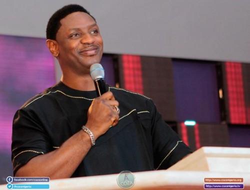 COZA pastor, Biodun Fatoyinbo