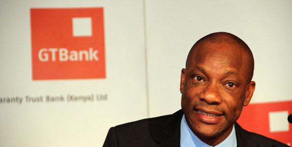 GTBank CEO, Segun Agbaje