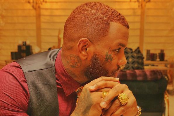 The Game Pulls off Jidenna's Look