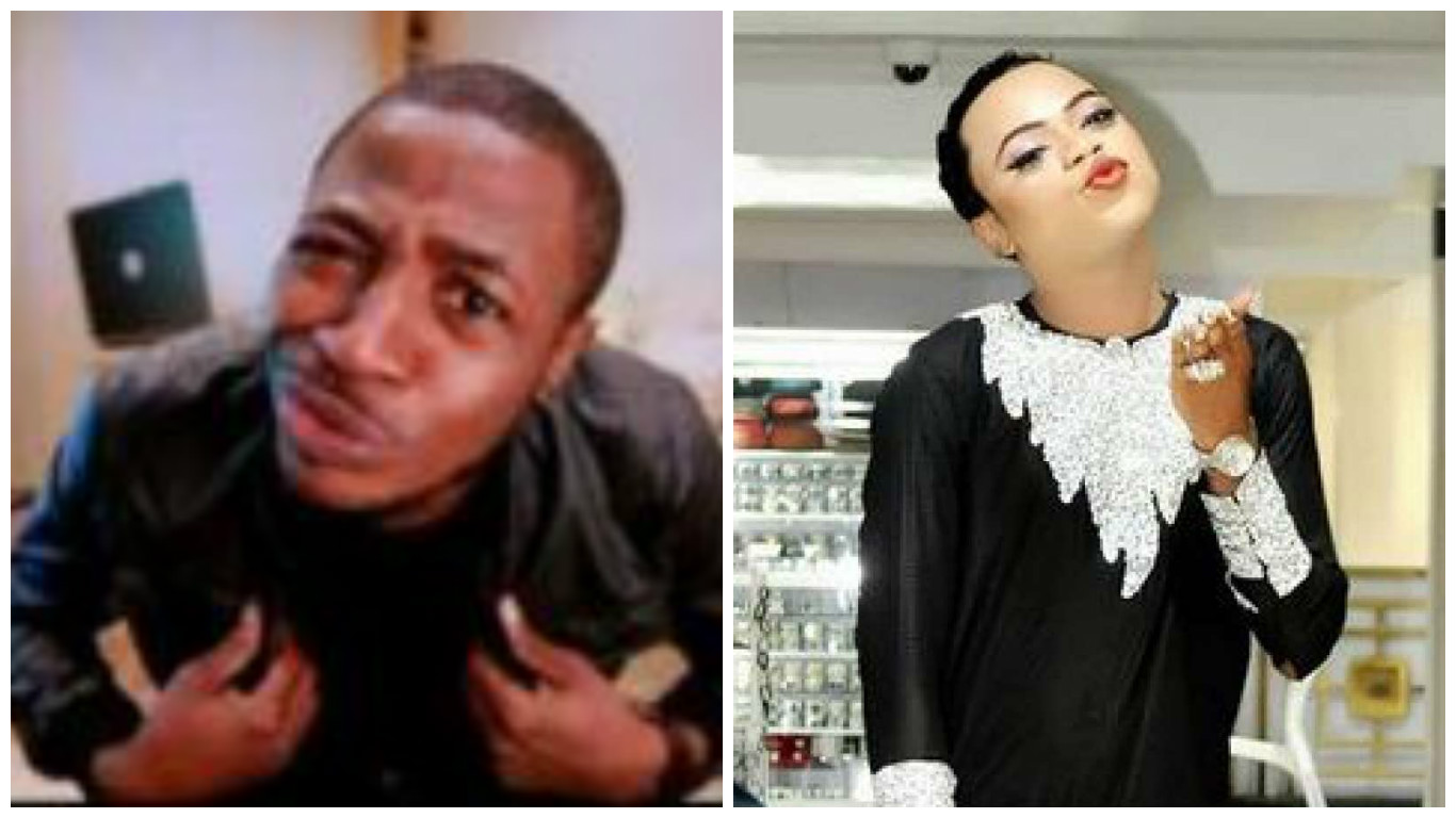 Tunde Ednut And Bobrisky Tear Each Other Apart On Social Media Tunde ednut reposted a recent picture of nina from her instagram page holding a car key and tagged her as a village girl. tunde ednut and bobrisky tear each