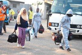 Libyan returnees