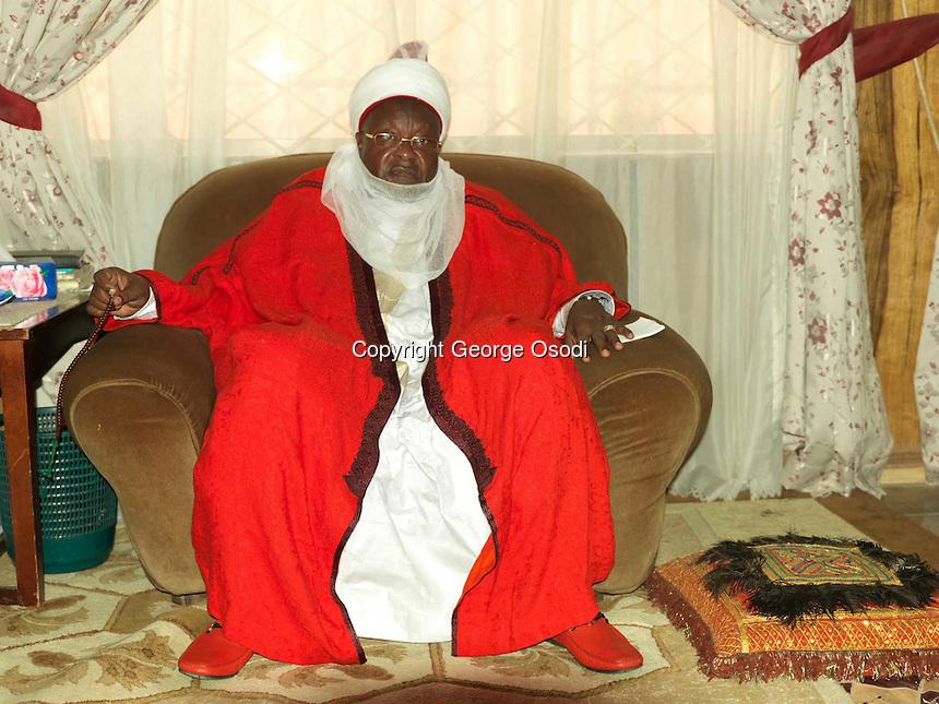 His Highness Alhaji Abdulmumini Kabir Usman The Emir of Katsina