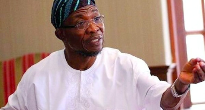 Osun State Governor, Rauf Aregbesola