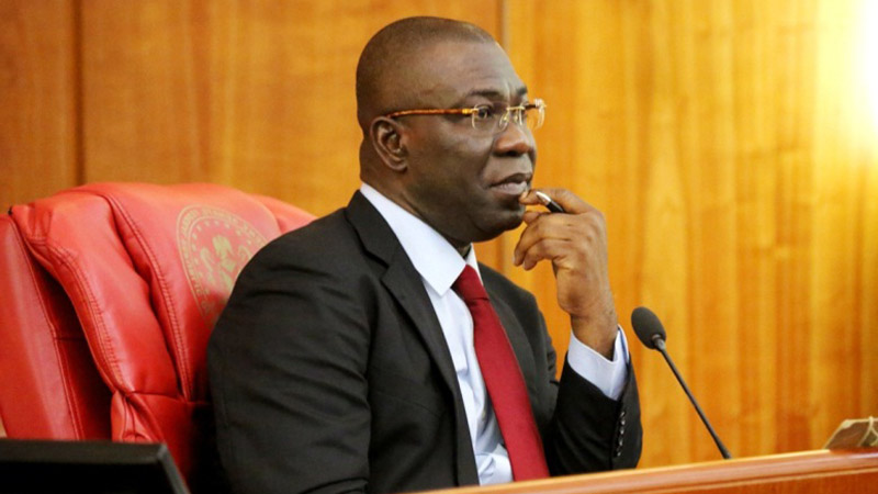 Deputy Senate President, Ike Ekweremadu